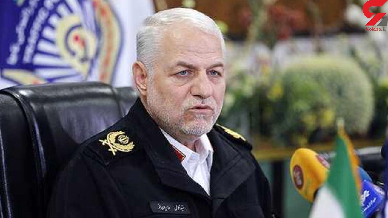واکنش پلیس به شماره گذاری خودروی 18 میلیاردی در تهران