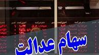 اعلام زمان معامله دو شرکت استانی سهام عدالت در بورس