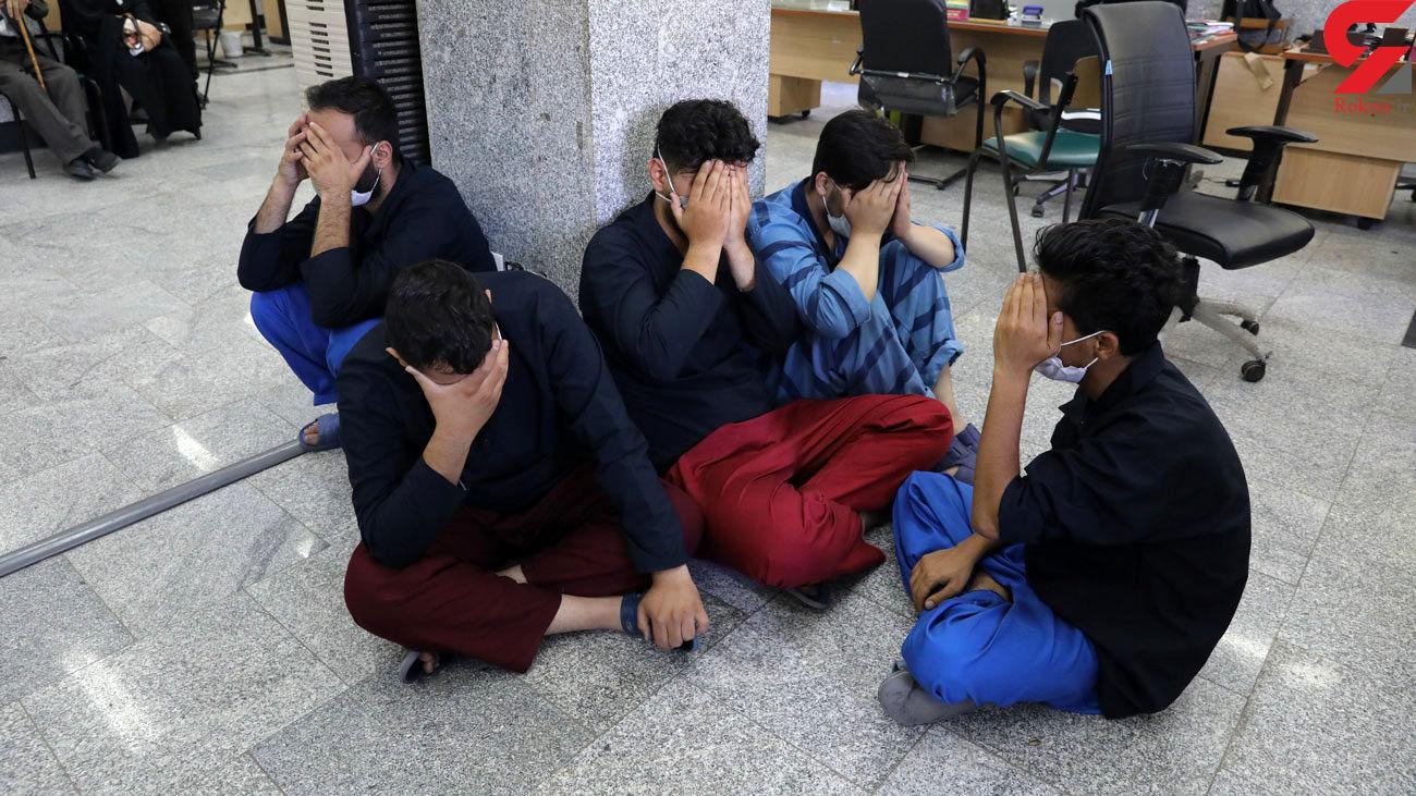 دزدان طلافروشی سرشناس کرمانشاه همه را شوکه کردند / پسری که آبرویش رفت