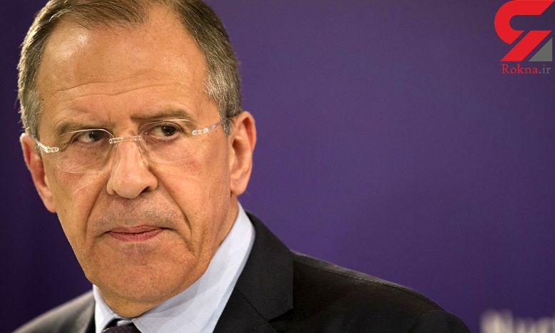 لاوروف: بخشی از مسئولیت حمله به سوریه هم متوجه رسانههای غربی است
