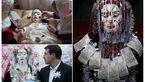 راز عروس زشت که داماد باید شب عروسی بفهمد + عکس