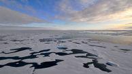 ذوب شدن یخ های گرینلند با گرم شدن زمین