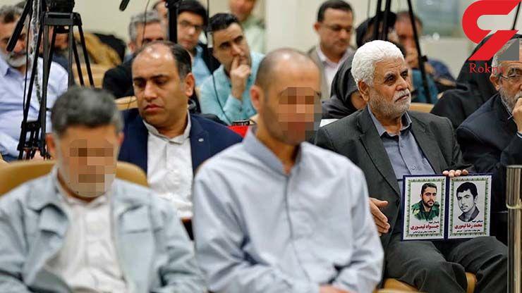 8 داعشی تهران اعدام می شوند + عکس