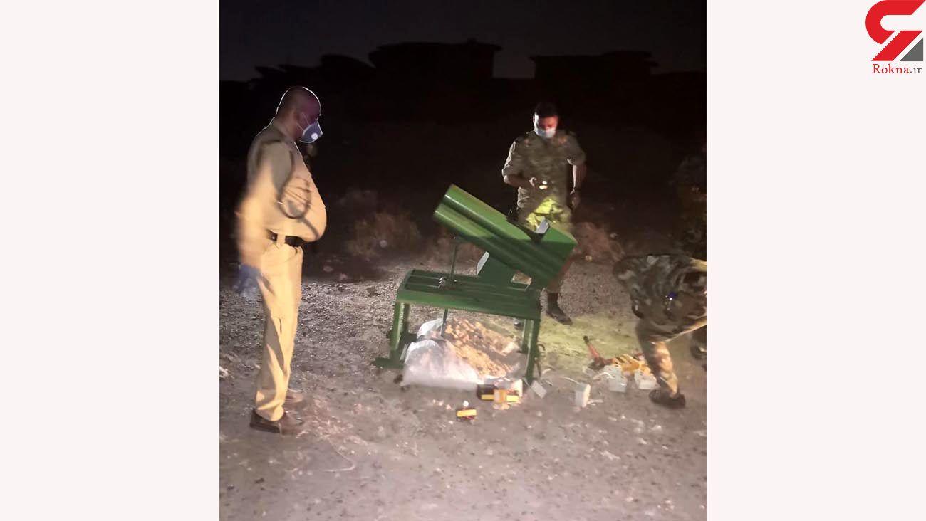 انفجار در منطقه سبز بغداد؛ اصابت راکت به نزدیکی سفارتخانه آمریکا