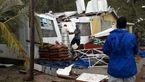 اسکان اضطراری بیش از ۱۸ هزار نفر پس از طوفانِ جزیره فیجی + عکس