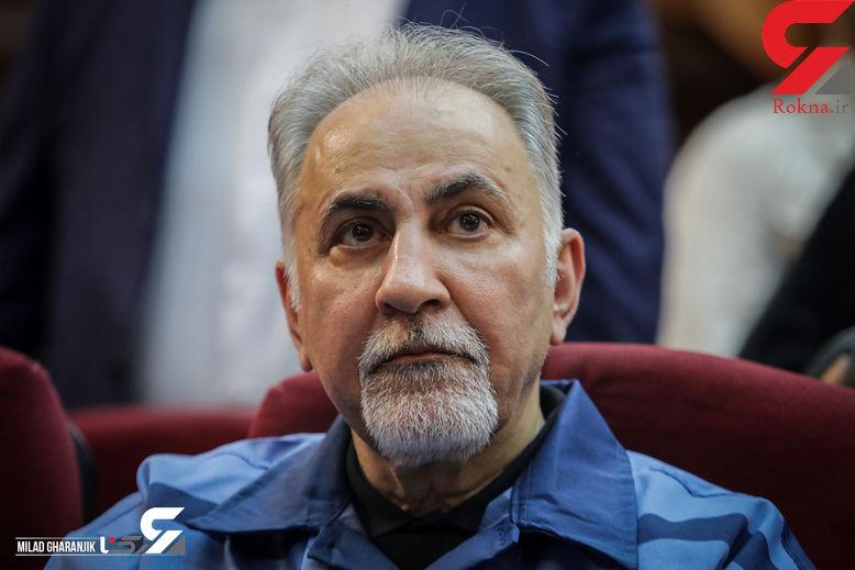 نجفی در زندان جوانتر و خوش تیپ تر شده است ! / مقایسه عکس ها