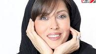 فیلم سانسور زشت بدحجابی  مهتاب کرامتی در سریال!