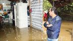 احتمال وقوع سیلاب ناگهانی در ۲ استان شمالی کشور