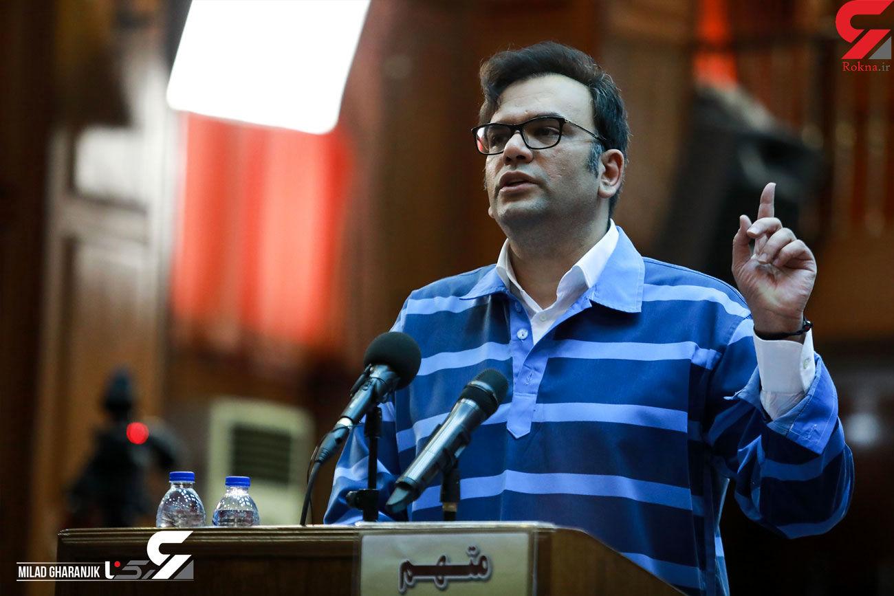 راز چمدان پر از دلار در پرونده محمد امامی + فیلم و عکس