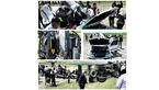 تصادف مرگبار کامیون و پژو +عکس