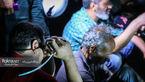فیلم حمله پلیس تهران به تپه ماهورهای جاجرود / خماری سوداگران مرگ پرید! +عکس