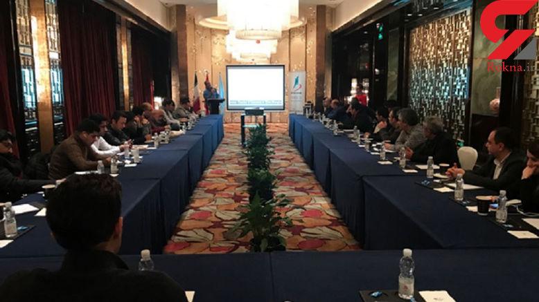 نشست بررسی چالش های حمل و نقل میان ایران و چین برگزار شد