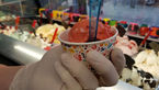 این بستنی را فقط افراد بالای 18 سال می خورند! / نفس شیطان چیست؟ + عکس