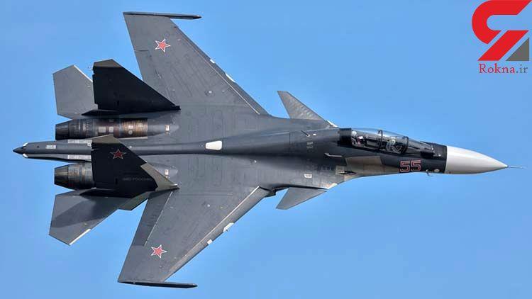 آغاز گشت زنی هوایی روسیه در شمال سوریه