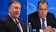 گفتگوی تلفنی لاوروف و پمپئو درباره تحریم های جدید آمریکا علیه مسکو