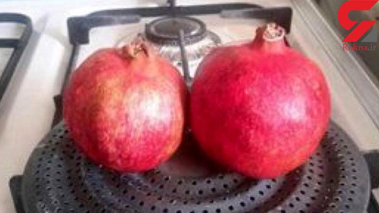 انار را بپزید معجزه می شود! + نحوه پختن