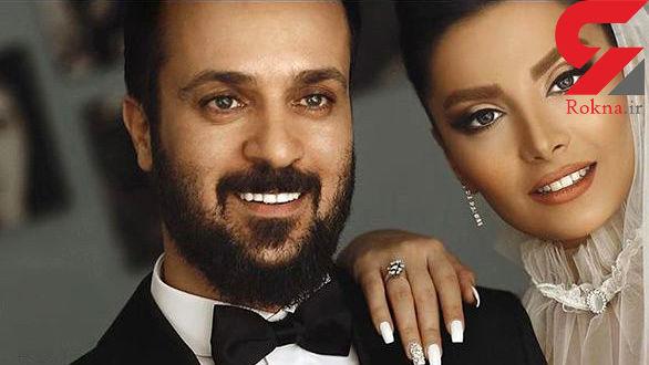 عکس های لورفته از جشن ازدواج احمد مهرانفر با عروس دهه شصتی