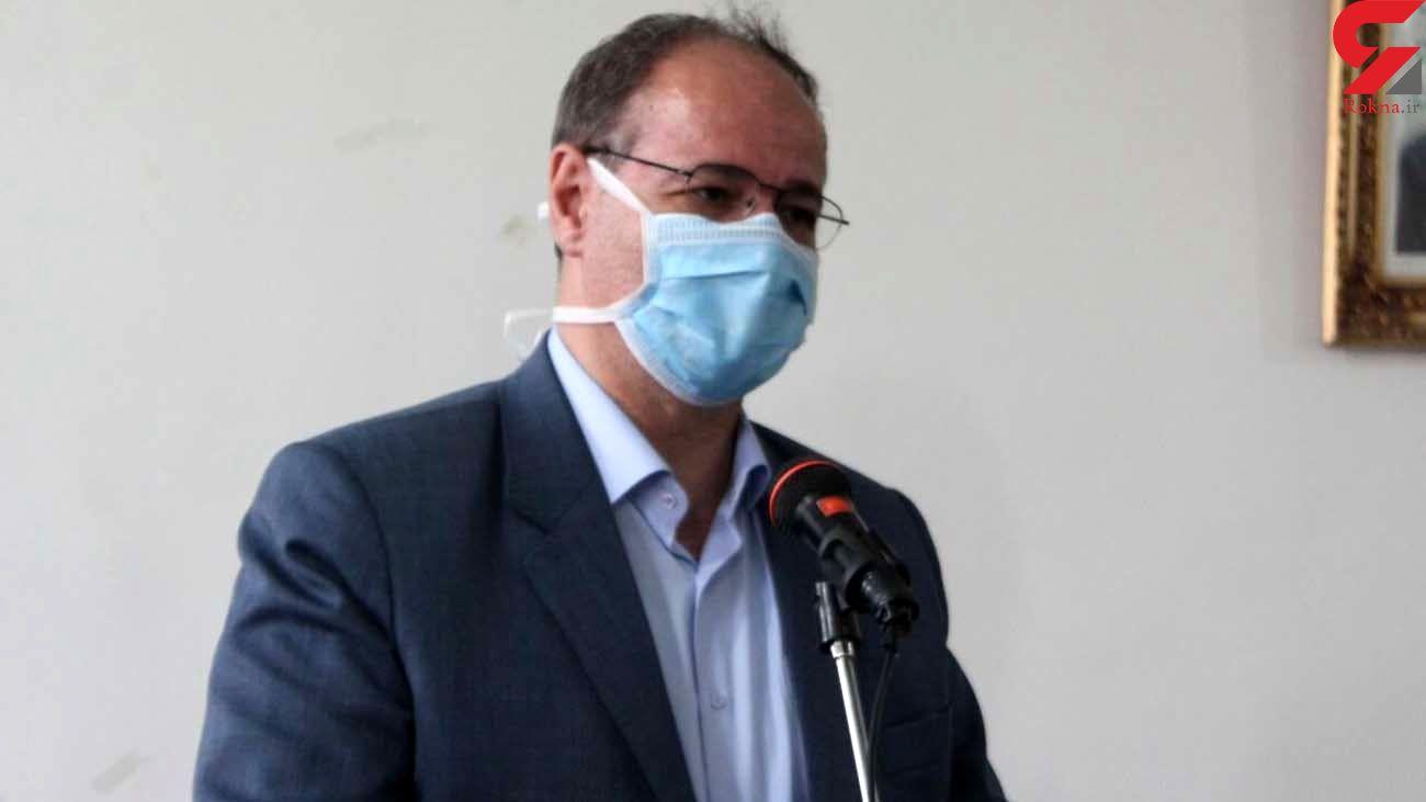 افزایش تعداد بیماران کرونایی در استان اردبیل