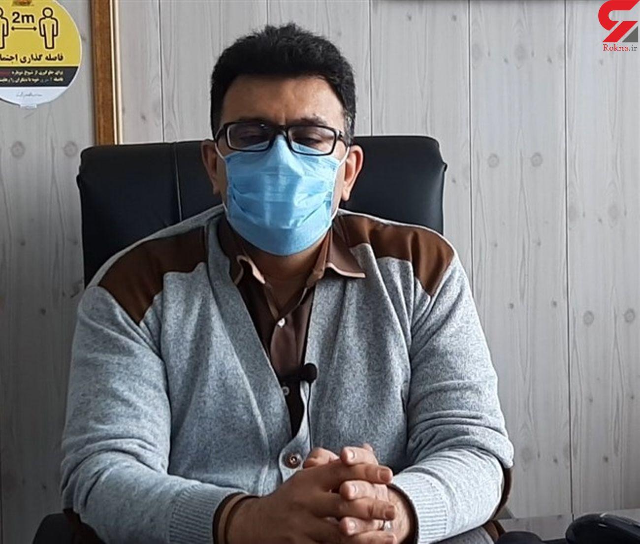 فستفودها و کافههای استان مرکزی نسبت به رعایت دستورالعملهای بهداشتی بیتفاوت هستند