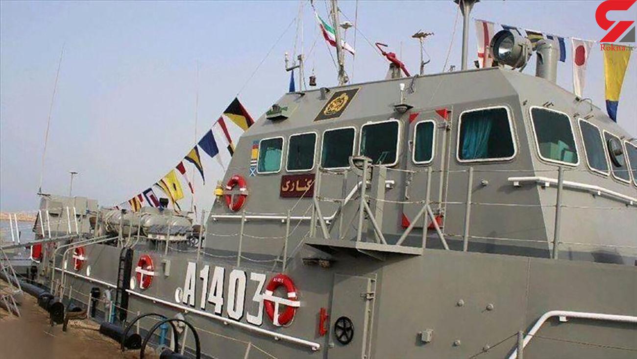 اسامی شهید و مجروحان حادثه شلیک موشک به ناوچه کنارک ارتش در خلیج فارس+فیلم و عکس