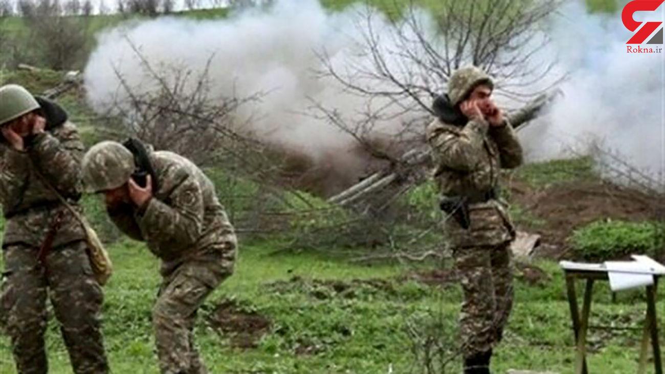 حمله تروریستی به پناهگاه رئیس جمهور قرهباغ