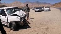 ناتوانی در کنترل وسیله نقلیه حادثه آفرید