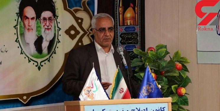 آزادی 6 مددجوی کانون اصلاح و تربیت در کرمان