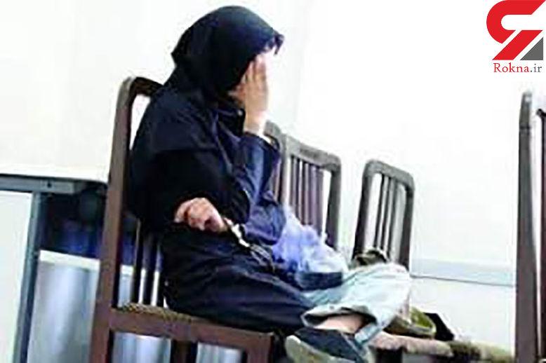 زنی در کرمان روی مردان سارق را کم کرد! + جزییات