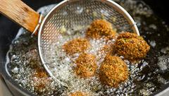 بهترین روش سرخ کردن مواد غذایی /ترفندهای سرآشپزهای حرفه ای