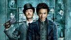همکاری دو بازیگر افسانه ای در سومین سری شرلوک هولمز +عکس