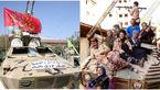 عکس / نفربر ایرانی «رخش» در سریال پایتخت