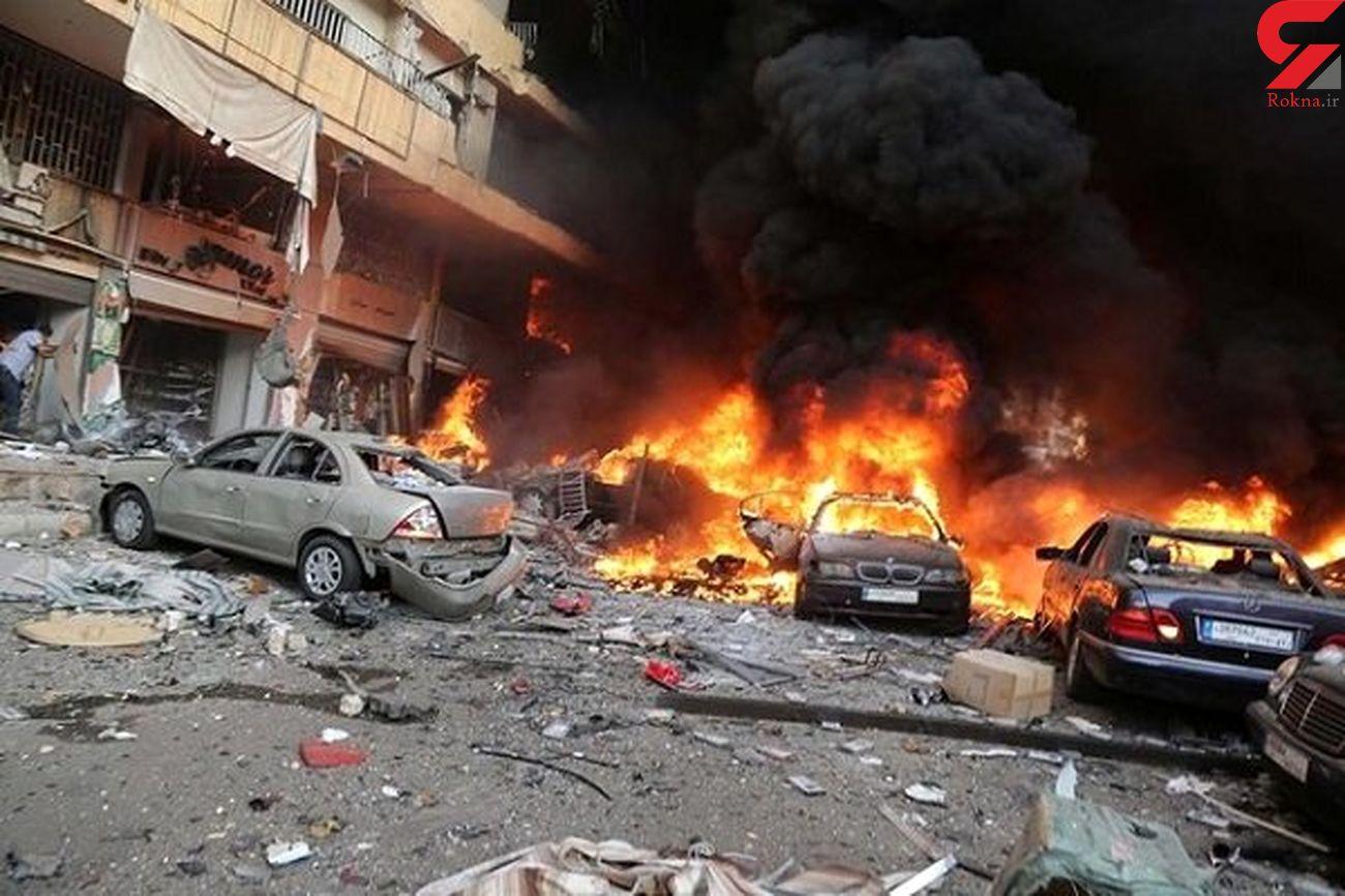 وقوع انفجار در عفرین  سوریه/ 4 نفر زخمی شدند