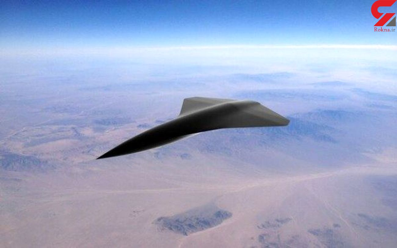 اولین هواپیمای جنگی بدون سرنشین و مافوق صوت جهان 16 میلیون دلاری
