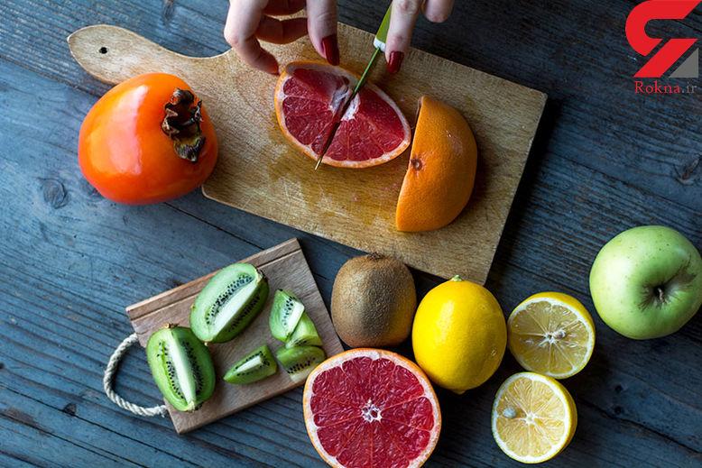 دشمن ویروس های سرماخوردگی این 4 میوه هستند
