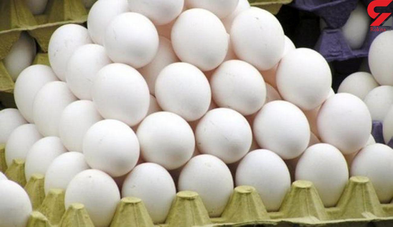 افزایش بیش از 10 هزار تومانی هر شانه تخم مرغ