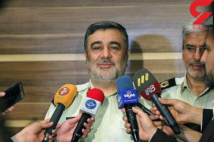 خانم بازیگر های بدحجاب باز هشدار گرفتند ! / این بار از بالاترین مقام پلیس ایران