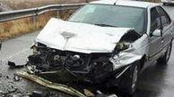 واژگونی پژو راننده 22 ساله را به کام مرگ کشاند / در نهبندان رخ داد