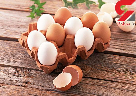 یک تخم مرغ در روز برای هر انسان سالم