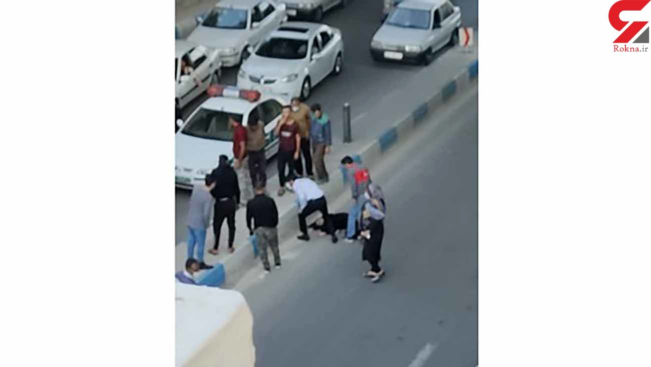 تصاویر خودکشی دختر 13 ساله در گچساران / عصر امروز