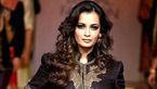 دیا میرزا بازیگر اصلی فیلم «سلام بمبئی» به ایران میآید