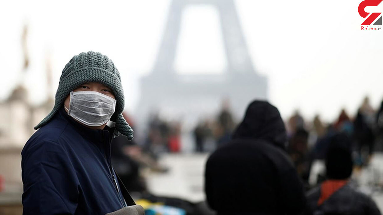 افزایش آمار مبتلایان به کرونا در فرانسه به بیش از ۴۰ هزار نفر