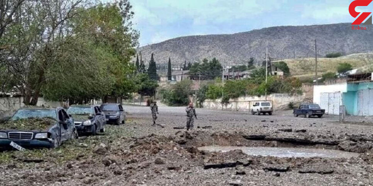 سقوط پهپاد اسرائیلی در خاک ایران + تصاویر