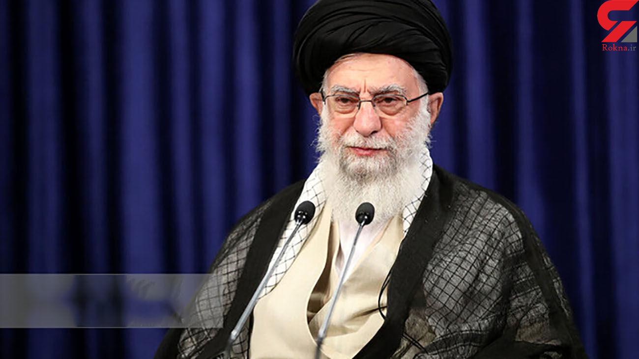 واکنش رهبر انقلاب به پست مهران احمدی