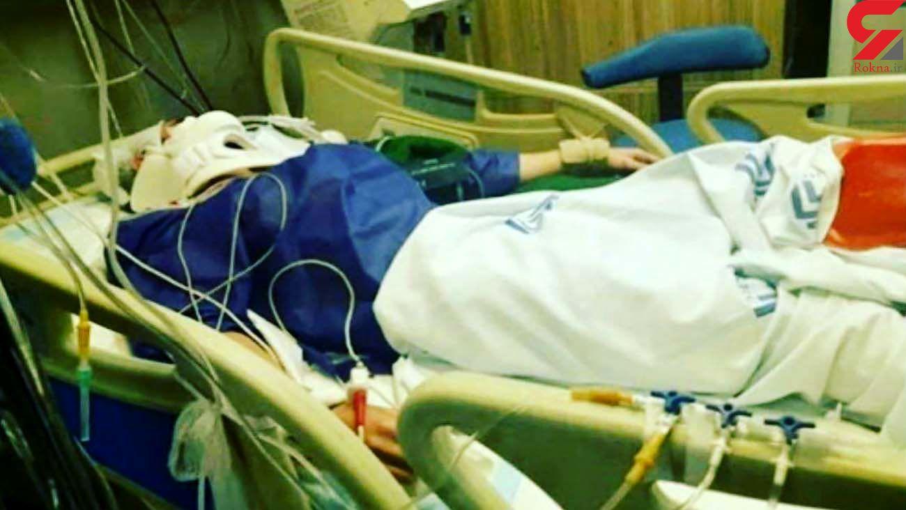 جزئیات حمله وحشیانه پدر با کلنگ به هانیه 17 ساله در کوهدشت