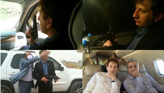 عکس های دیده نشده از بابک زنجانی  در خارج از ایران / او در دبی چرا به سفارت ایران پناه برد!