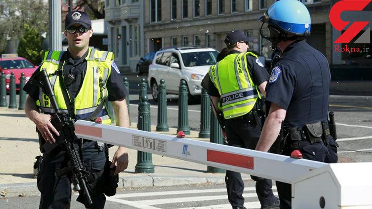 حمله دختر 16 ساله داعشی با چاقوی آشپزخانه به مامور پلیس