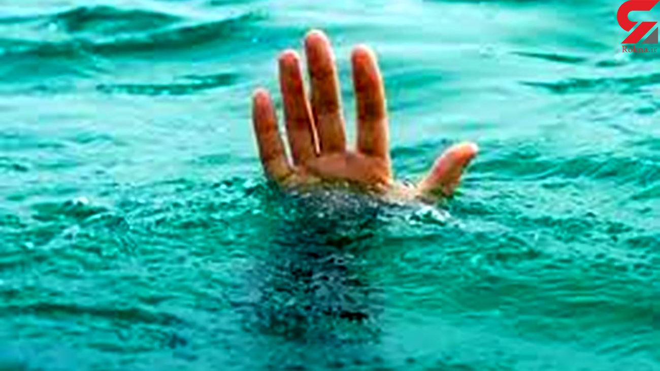 غرق شدن جوان ۲۷ ساله در دریاچه کیو خرم آباد
