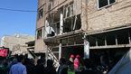 12 مصدوم براثر انفجار در اسلامشهر