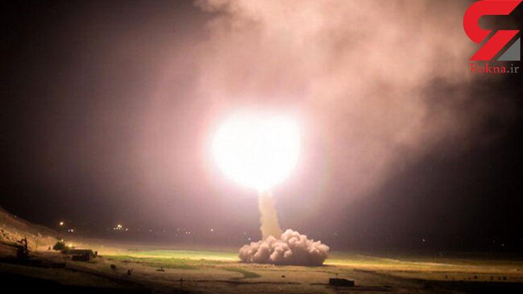 سردار کوثری: حمله موشکی سپاه اقدام اولیه است / آمریکایی ها را رها نمی کنیم