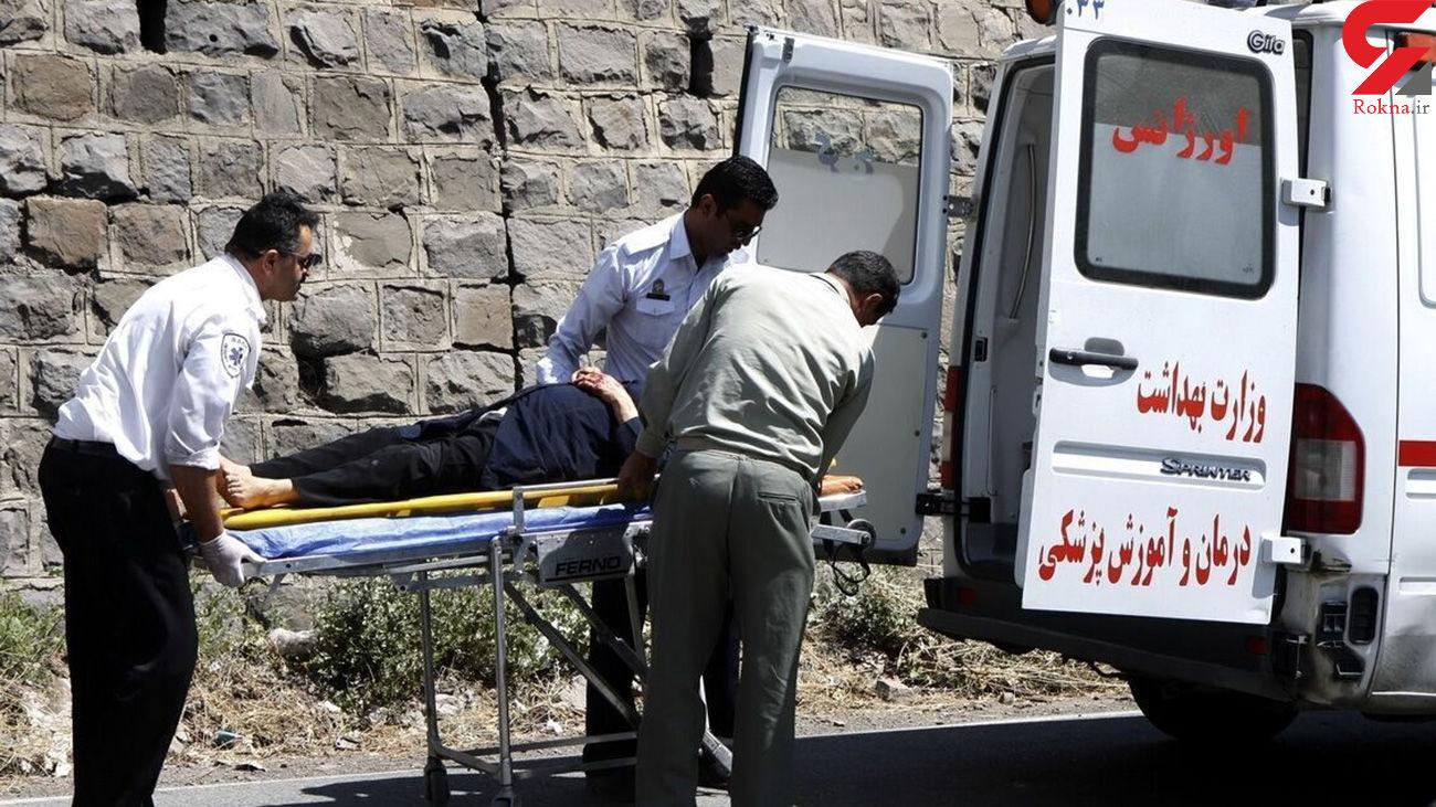 سانحه رانندگی در خلخال یک کشته و پنج مصدوم برجای گذاشت